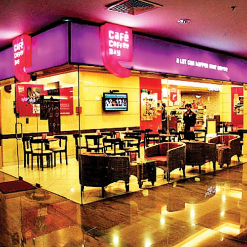 Cafe Coffee Day Success