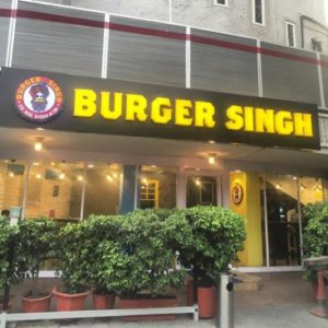 Burger Singh Outlet source---->@www.imgrum.net