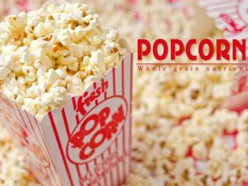 Popcorn : A Wholegrain Snack