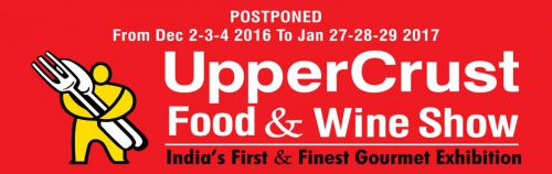 Uppercrust Food and wine show