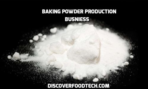 Baking Powder Production Business Plan