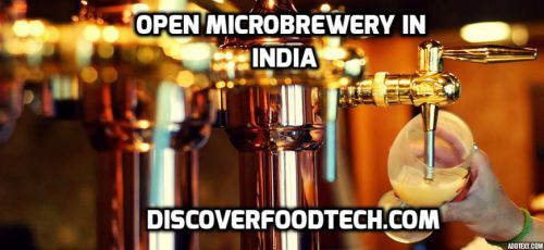 How To Open A Microbrewery In India