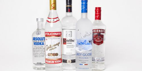 How Is Vodka Made