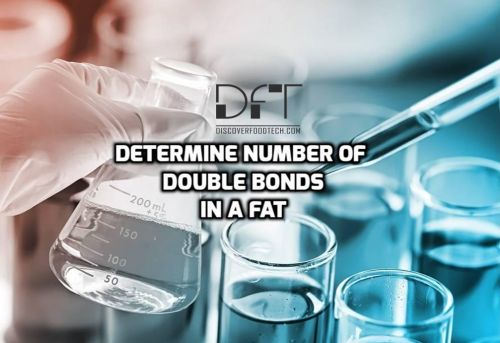Iodine Value Of Fats And Oil