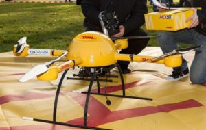 Delivery Drone Source-----> @wikipedia.org