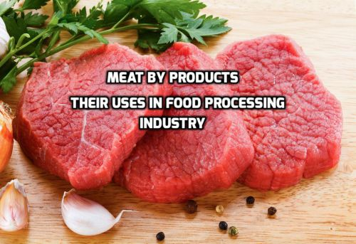 Meat byproducts