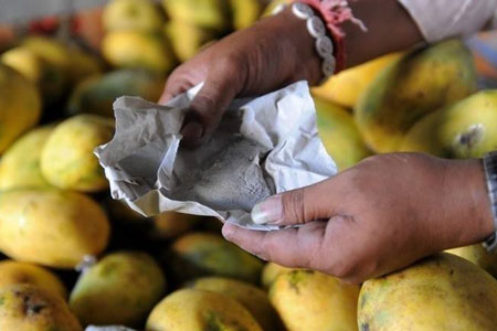 Artificial Ripening Of Fruits