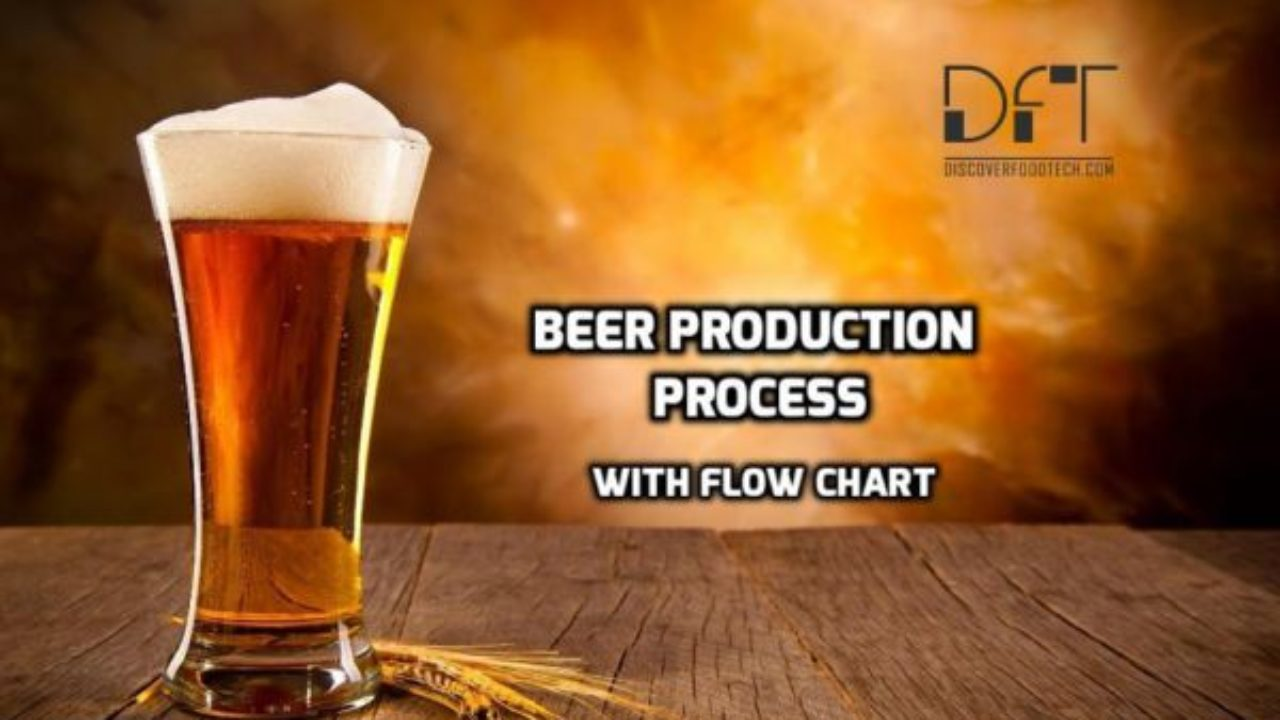 Beer Brewing Process - A Step By Step Guide! - Discover Food
