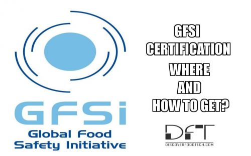 GFSI Certification For Your Food Business - How and Where to get it