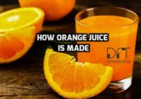 How To Make Orange Juice