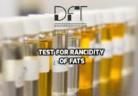 Test For Rancidity Of Fats