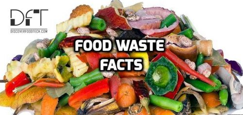 Food Waste Facts | Discoverfoodtech.com