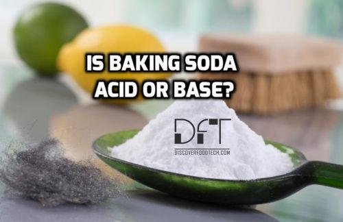 Is Baking Soda An Acid Or Base?
